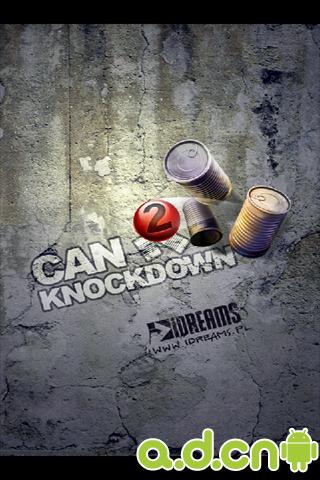擊倒鋁罐2 Can Knockdown 2 v1.14-Android射击游戏免費遊戲下載
