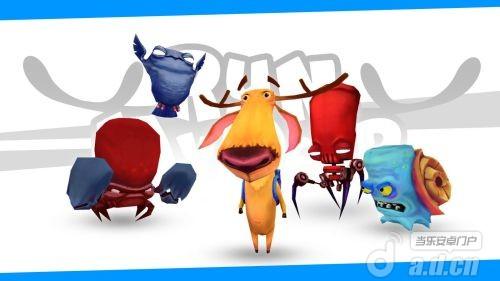 小鹿狂奔 Run My Deer v1.2-Android益智休闲免費遊戲下載