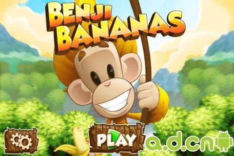 猴子香蕉 Benji Bananas v1.11.1-Android益智休闲免費遊戲下載