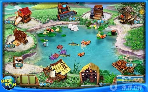 漁夫的家庭農場 Fisher's Family Farm v1.0.0-Android模拟经营遊戲下載
