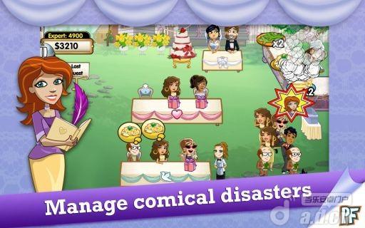 婚禮進行曲 Wedding Dash v2.25.5-Android益智休闲免費遊戲下載