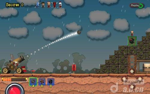 憤怒的獸人 Angry Orcs Attack v1.0.79-Android益智休闲免費遊戲下載