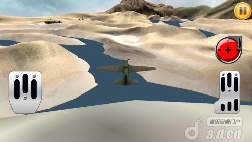 3D空戰 Air Fighting 3D v11.17-Android飞行游戏類遊戲下載
