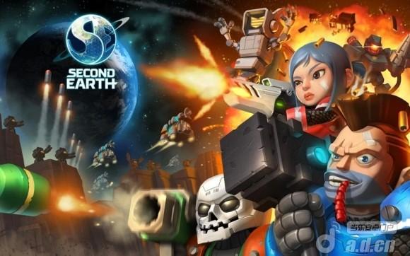 第二地球 Second Earth v0.38.3.3-Android策略塔防免費遊戲下載