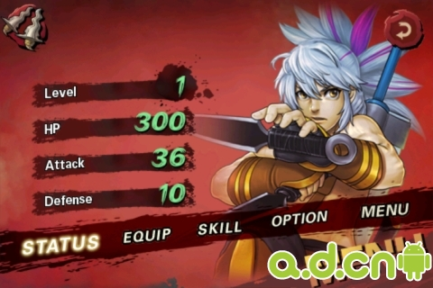 三劍之舞 韓國版 Third Blade v1.1.3-Android角色扮演免費遊戲下載