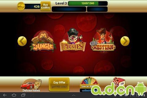 老虎機盛宴 Slot Party v1.5.4-Android益智休闲類遊戲下載