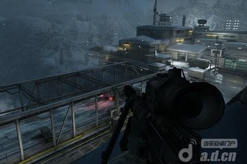 現代戰爭3:墮落的國度修改版(含數據包) Modern Combat 3:Fallen Nation v1.1.3-Android射击游戏類遊戲下載
