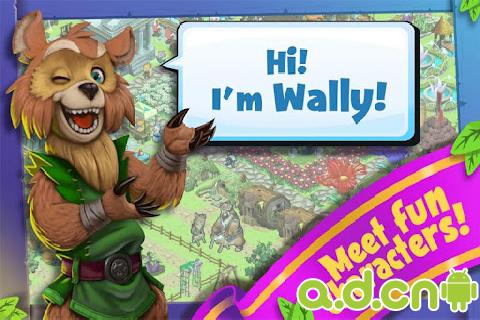 叢林大冒險 Woodland Adventures v2.4.4-Android模拟经营免費遊戲下載