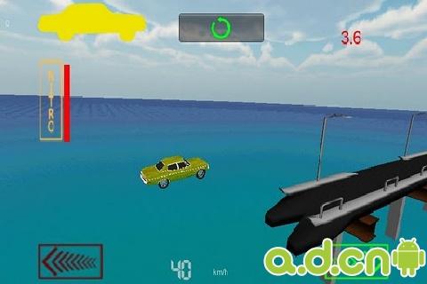 肌肉車實驗 精簡版 Muscle car trial Lite v1.1.5-Android竞速游戏免費遊戲下載