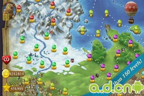 泡泡女巫傳說 v2.2.6,Bubble Witch Saga