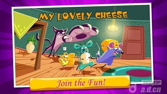 猛拍老鼠 My Lovely Cheese, Free Smasher v1.0.0.2-Android益智休闲免費遊戲下載