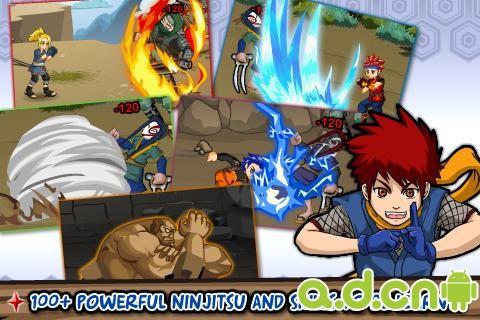 忍者傳說修改版(含數據包) v0.9.14,Ninja Saga