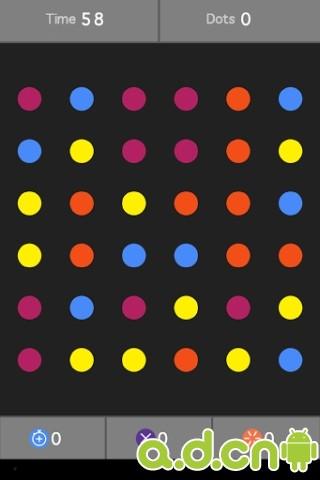 圓點連接 v1.07,Glow Dots
