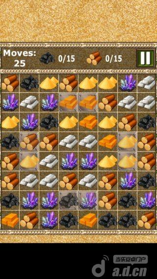 東方消除爭霸oCraft: Oriental Crafting Saga v1.2-Android益智休闲類遊戲下載