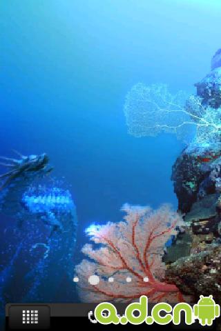 深海巨龙动态壁纸