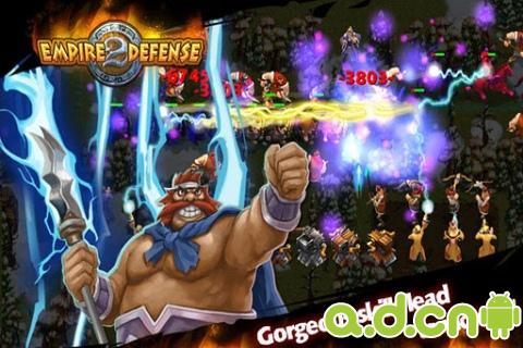 帝國塔防2 Empire Defense II v1.3.1-Android策略塔防免費遊戲下載
