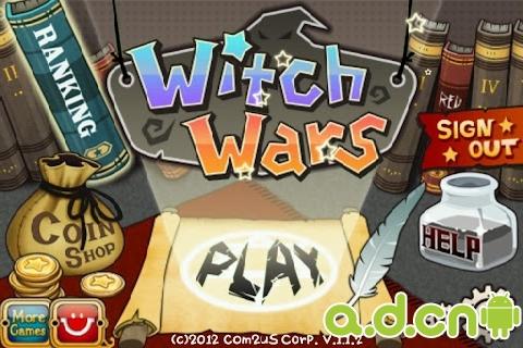 女巫之戰 Switch Wars v1.1.6-Android益智休闲免費遊戲下載