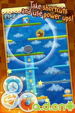倉鼠球 v1.0,Hamster Roll,Android 版APK下載_Android 遊戲免費下載