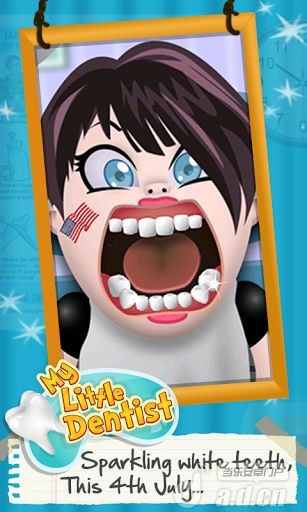 我的小牙醫 My Little Dentist v2.3-Android模拟经营免費遊戲下載