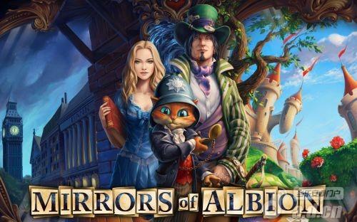 艾倫比亞的魔鏡(含數據包) Mirrors of Albion v1.21-Android冒险解谜類遊戲下載