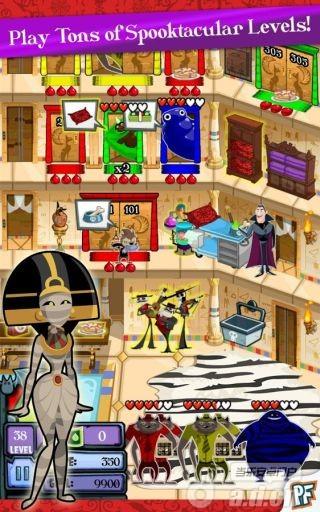 酒店侍者 Hotel Transylvania Dash v1.1.18-Android模拟经营免費遊戲下載