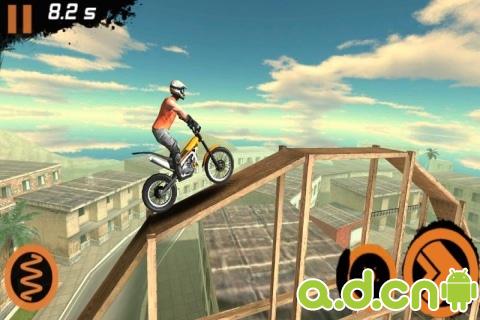 極限摩托2 免資料包版 v2.96,Trial Xtreme 2 HD