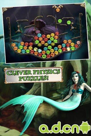 亞特蘭蒂斯:深海珍珠 v2.1,Atlantis: Pearls of the Deep