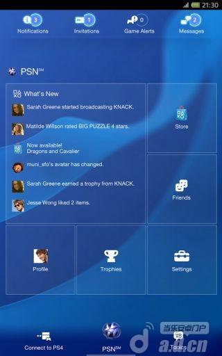 PlayStation輔助軟體 PlayStation App v1.50.1-Android其他游戏類遊戲下載