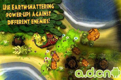 安卓策略塔防游戏《蚂蚁护卫队 Ant Raid》