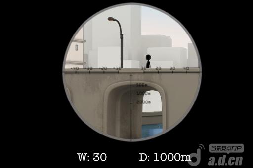 狙擊射手 Sniper Shooter v2.3-Android射击游戏類遊戲下載
