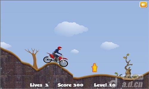 山地摩托2:下坡Mountain Moto 2:Down Hill v1.3-Android竞速游戏免費遊戲下載