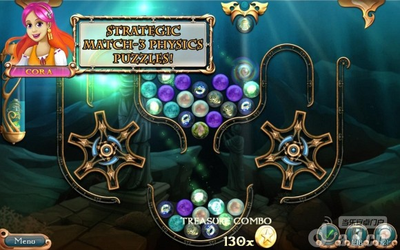 美人魚聯盟 League of Mermaids v1.1.0-Android益智休闲免費遊戲下載