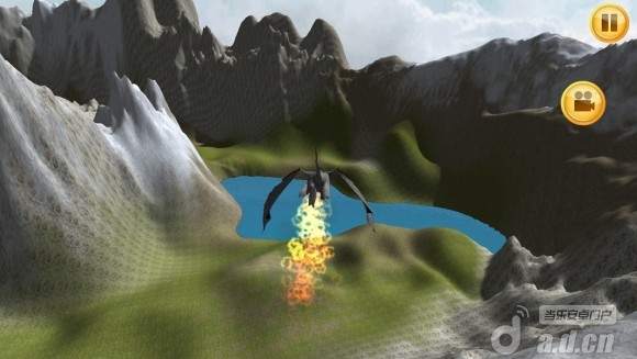 火龍模擬飛行 Dragon Simulator v11.17-Android飞行游戏類遊戲下載