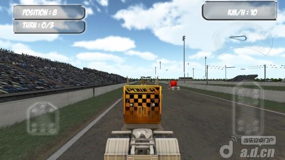 卡車賽車 Truck Racing v1.0-Android竞速游戏免費遊戲下載