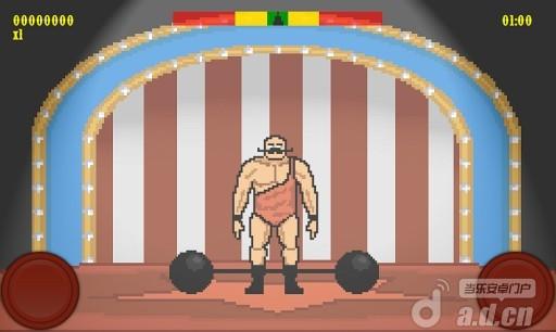 強壯之人 The Strongman v1.0.6-Android益智休闲免費遊戲下載