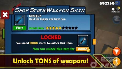 殭屍射手 HunterX Zombie Shooter v1.1.0-Android射击游戏免費遊戲下載