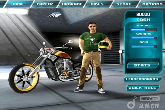 約翰亞伯拉罕:直線賽車手John Abraham : Drag Racer v1.5-Android竞速游戏免費遊戲下載