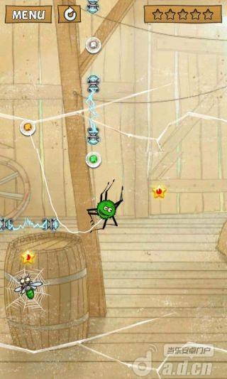 蜘蛛傑克 中文版 Spider Jack Free v1.0.3-Android益智休闲免費遊戲下載