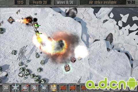 戰地防禦2 完整版(含資料包) v1.1.9,Defense zone 2 HD