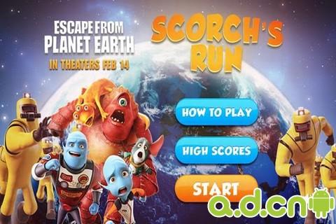 《炽热跑酷 Scorch's Run》