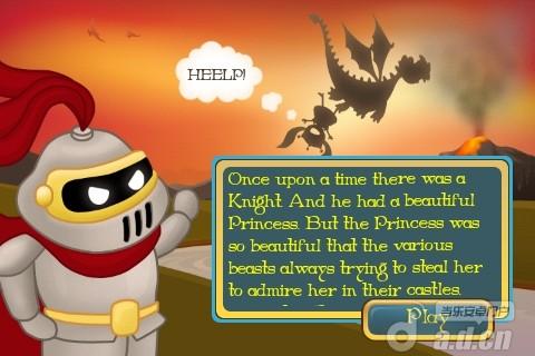 騎士的故事 精簡版 v0.91,Knight Stories Free-Android角色扮演遊戲下載