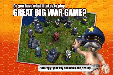 大大大戰爭 修改版(含資料包) Great Big War Game v1.4.8-Android策略塔防免費遊戲下載