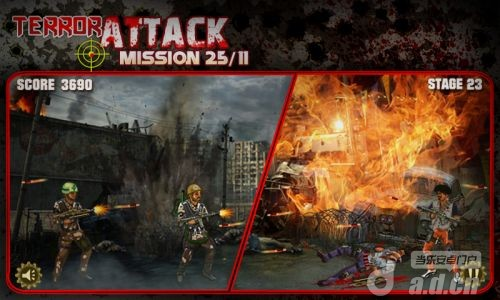 反恐任務 Terror Attack Mission 25/11 v1.0-Android射击游戏類遊戲下載