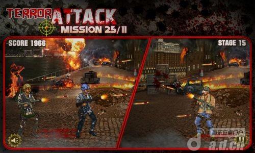 反恐任務 Terror Attack Mission 25/11 v2.0-Android射击游戏類遊戲下載