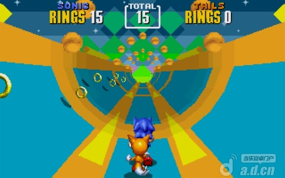 刺猬索尼克2 Sonic the Hedgehog 2 v3.0.2-Android动作游戏類遊戲下載