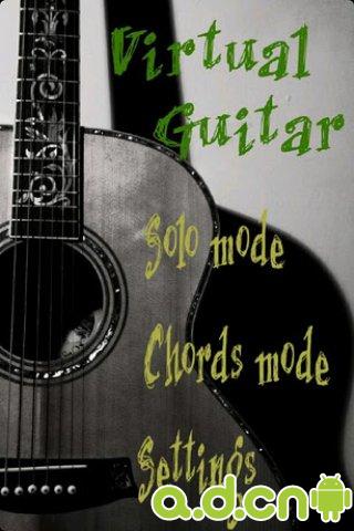 虛擬吉他 Virtual Guitar v1.4.3-Android益智休闲免費遊戲下載