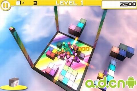 《方块先生 Mister Cube》