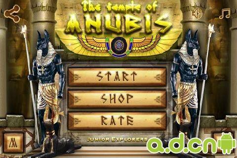 埃及祖瑪 – 阿努比斯的神廟 Egypt Zuma – Temple of Anubis v1.3.4-Android益智休闲免費遊戲下載