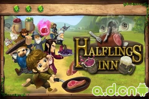 小矮人酒館 v1.0,Halflings Inn