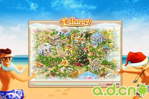 天堂島 Paradise Island v2.4-Android模拟经营免費遊戲下載